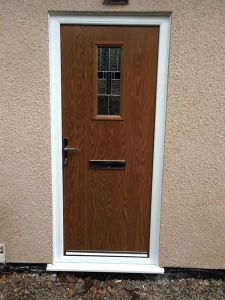 New backdoor for extension - J Antrobus and son