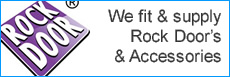 Rock door fitters